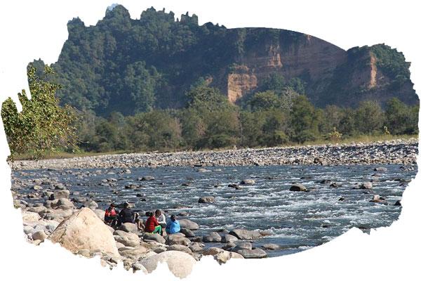 River Crossing corbett national park