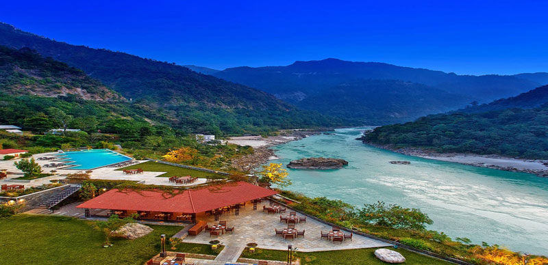 resorts in rishikesh